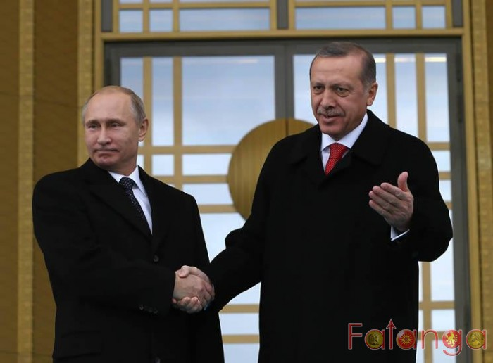 Russia and Turkey sign major trade deals | Фаланга