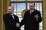 Russia and Turkey sign major trade deals