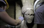Coins depicting Alexander the Great uncovered in mysterious Amphipolis tomb