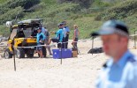 (VIDEO): Baby's body buried in sand at Australian beach