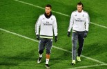International Champions Cup: Cristiano Ronaldo and Real Madrid teammates train at AAMI Park