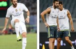 Real Madrid could allow Karim Benzema to sign for Arsenal if Arsenal Wenger's side offer club record £45m fee for striker