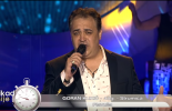 "(VIDEO) Goran Kukic is the winner in the music show ""Never is so late"""