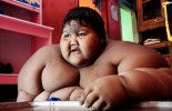 (PHOTO) This is the world's heaviest child, weighs 192kg