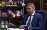 Mickoski: Macedonia got the same thing from NATO that we had in 2008, fulfilled criteria, but condition change of name