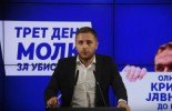 Arsovski: SDSM wants to hide the murder of Nikola Sazdovski through Oliver Spasovski