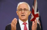 Turnbull 'open' to forcing migrants into regional areas