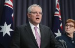 Scott Morrison eyes moving Australian embassy to Jerusalem