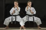 Karate twins Mishela and Marijana Dimoska double down on Olympic dream