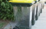 See-through wheelie bins proposed in new plan to shame rubbish recyclers