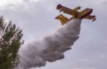 Firefighting aircraft 'in mothballs' overseas while country burns