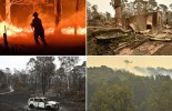 (VIDEO) Australia's Military Steers Mass Evacuation Ahead of Wildfires