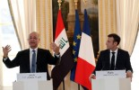 France's Macron discusses Middle East crisis with Iraqi, UAE leaders